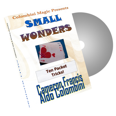 Small Wonders by Wild-Colombini Magic - DVD