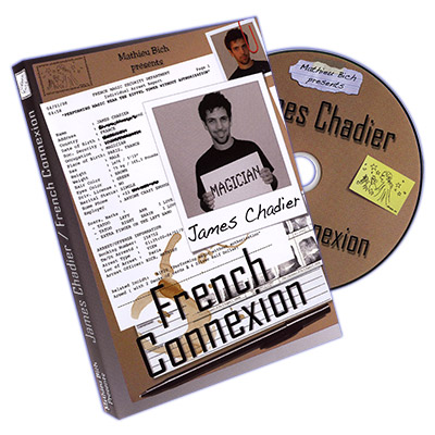 French Connexion by James Chadier and Mathieu Bich - DVD